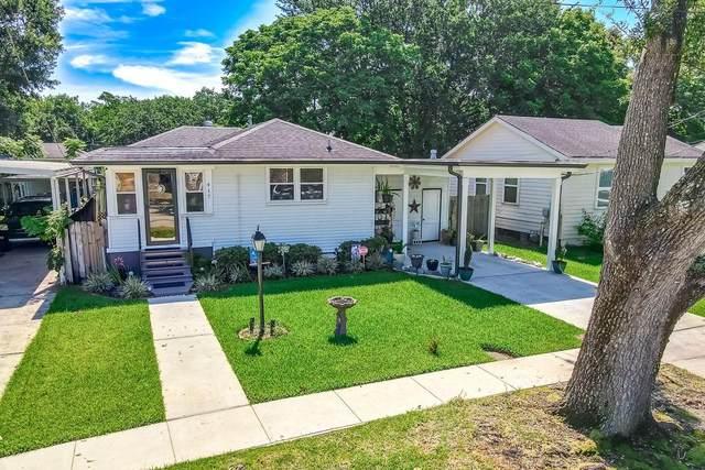 417 Montgomery Avenue, Metairie, LA 70003 (MLS #2304460) :: Turner Real Estate Group
