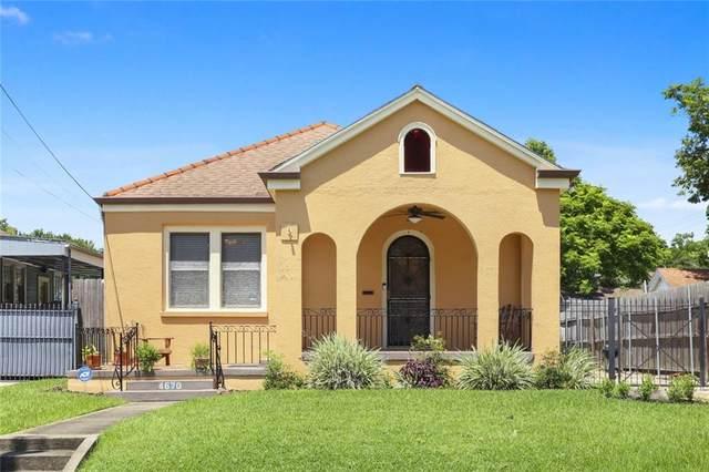 4670 Painters Street, New Orleans, LA 70122 (MLS #2304511) :: Reese & Co. Real Estate