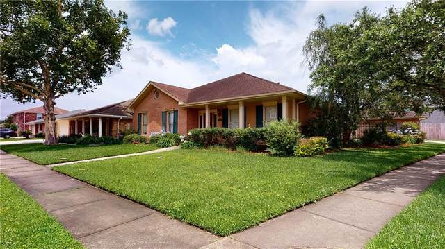 4120 Beaune Drive, Kenner, LA 70065 (MLS #2304515) :: The Sibley Group