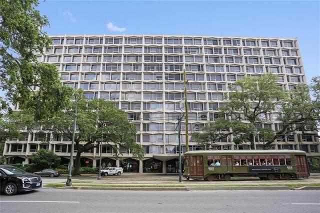 2100 St Charles Avenue #8D, New Orleans, LA 70130 (MLS #2304547) :: Satsuma Realtors