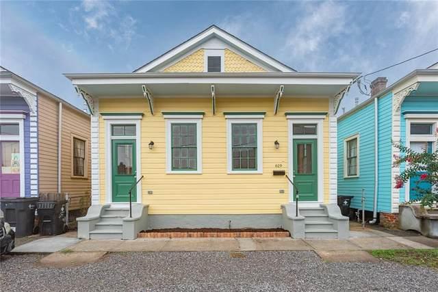 619 Tricou Street, New Orleans, LA 70117 (MLS #2304549) :: Crescent City Living LLC