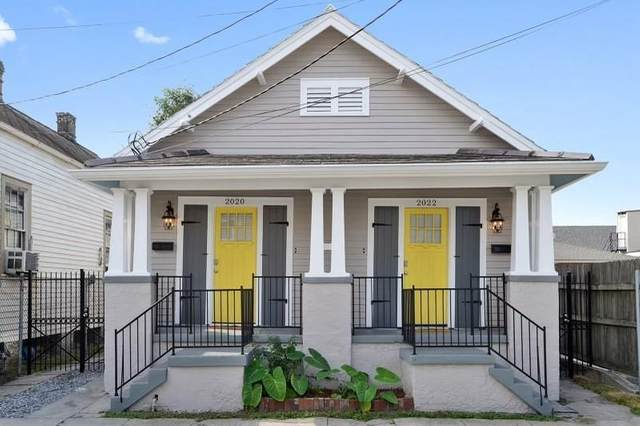 2020-22 Barracks Street, New Orleans, LA 70116 (MLS #2304606) :: Parkway Realty