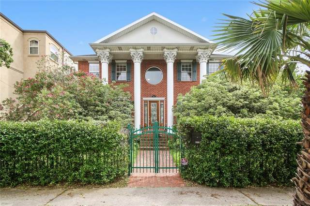 4232 Fontainebleau Drive, New Orleans, LA 70125 (MLS #2304612) :: Turner Real Estate Group