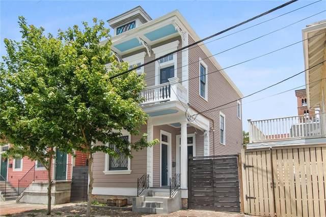 111 S Salcedo Street, New Orleans, LA 70119 (MLS #2304614) :: Turner Real Estate Group