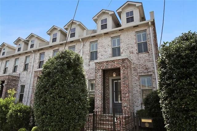 1501 Robert C Blakes Sr (Carondelet) Drive, New Orleans, LA 70130 (MLS #2304677) :: Turner Real Estate Group