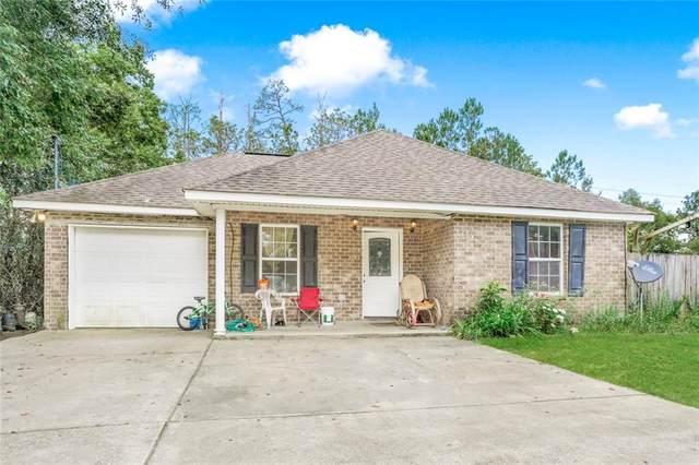 1421 Magnolia Street, Slidell, LA 70460 (MLS #2304693) :: Keaty Real Estate
