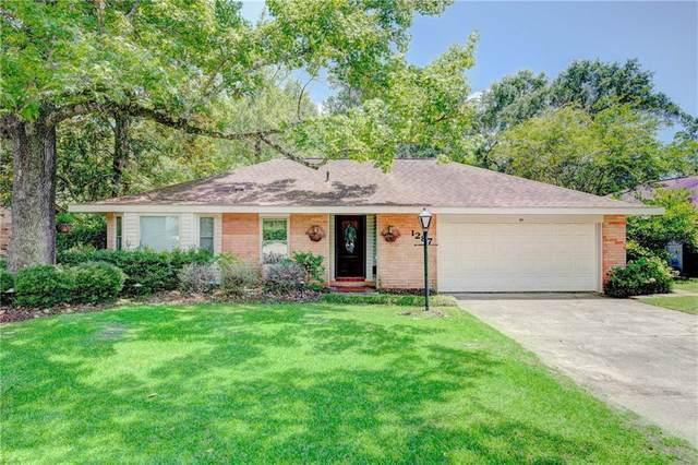 1287 Saint Christopher Street, Slidell, LA 70460 (MLS #2304732) :: Turner Real Estate Group