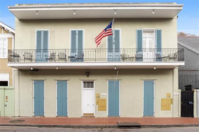 617 Dauphine Street #4, New Orleans, LA 70112 (MLS #2304739) :: Turner Real Estate Group