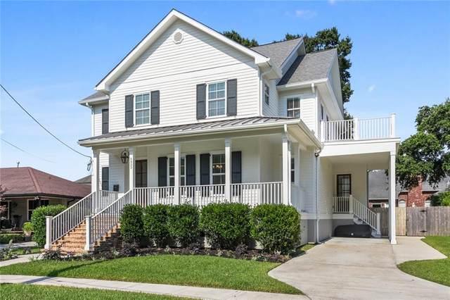 5423 Bancroft Drive, New Orleans, LA 70122 (MLS #2304796) :: Parkway Realty