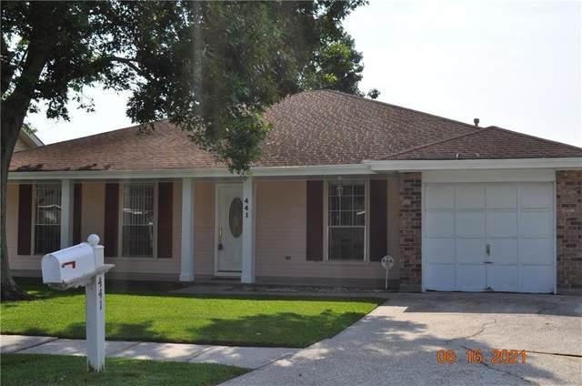 441 Longview Drive, Destrehan, LA 70047 (MLS #2304807) :: Top Agent Realty