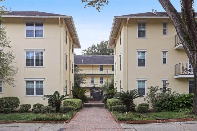 7444 St Charles Avenue #303, New Orleans, LA 70118 (MLS #2304826) :: Freret Realty