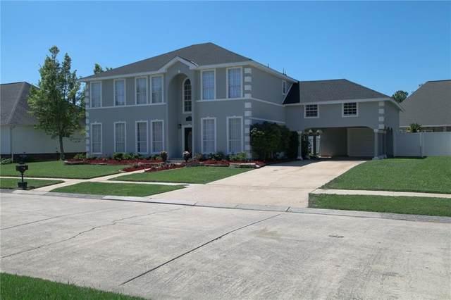 106 Valcour Lane, Destrehan, LA 70047 (MLS #2304827) :: Turner Real Estate Group