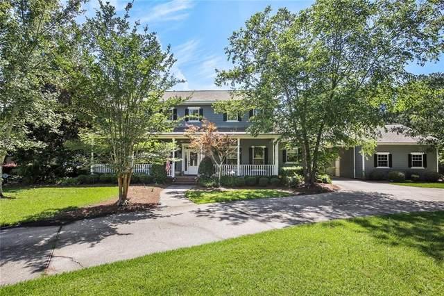 147 Glendale Heights Drive, Mandeville, LA 70471 (MLS #2304869) :: Turner Real Estate Group