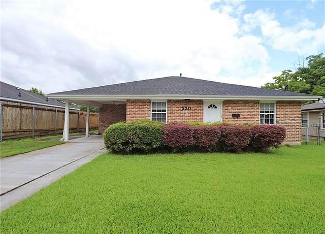 220 Florida Street, River Ridge, LA 70123 (MLS #2304885) :: Turner Real Estate Group