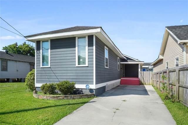 8834 Oleander Street, New Orleans, LA 70118 (MLS #2304948) :: United Properties