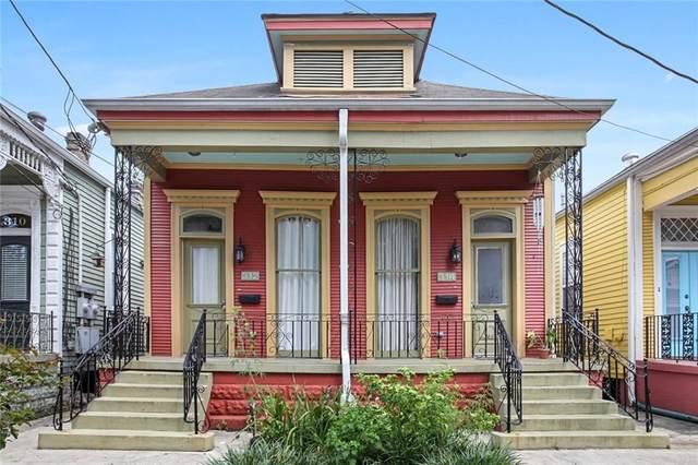 312-14 S Clark Street, New Orleans, LA 70119 (MLS #2304960) :: Top Agent Realty