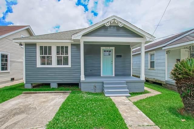 619 3RD Avenue, Harvey, LA 70058 (MLS #2304998) :: Turner Real Estate Group