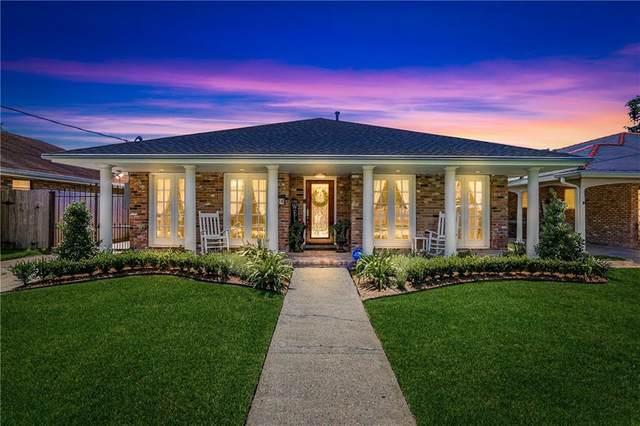 1124 Homestead Avenue, Metairie, LA 70005 (MLS #2305030) :: United Properties