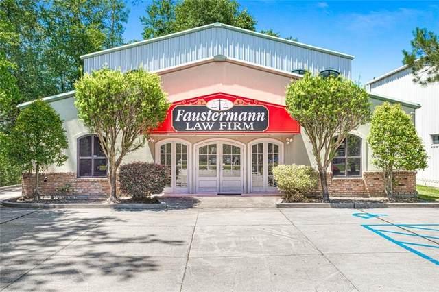 1411 Lindberg Drive, Slidell, LA 70458 (MLS #2305052) :: Turner Real Estate Group