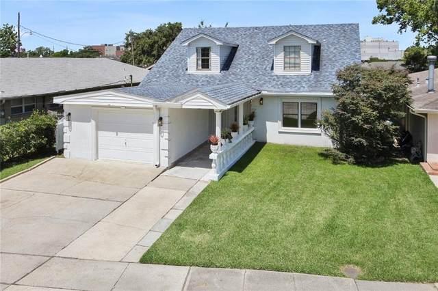 3704 Lake Villa Drive, Metairie, LA 70002 (MLS #2305063) :: United Properties