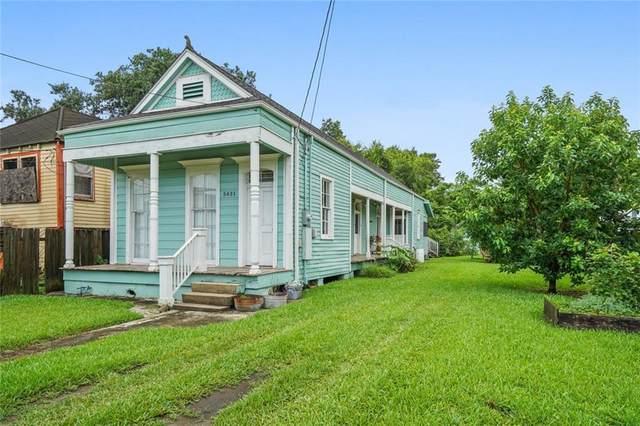 5431 Dauphine Street, New Orleans, LA 70117 (MLS #2305074) :: Amanda Miller Realty