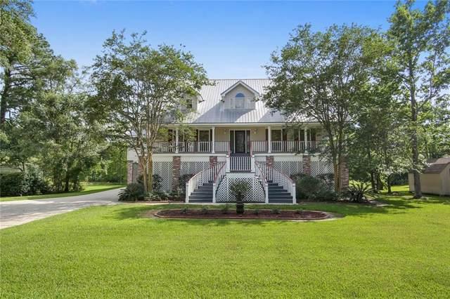 80 Live Oak Drive, Slidell, LA 70461 (MLS #2305078) :: Turner Real Estate Group
