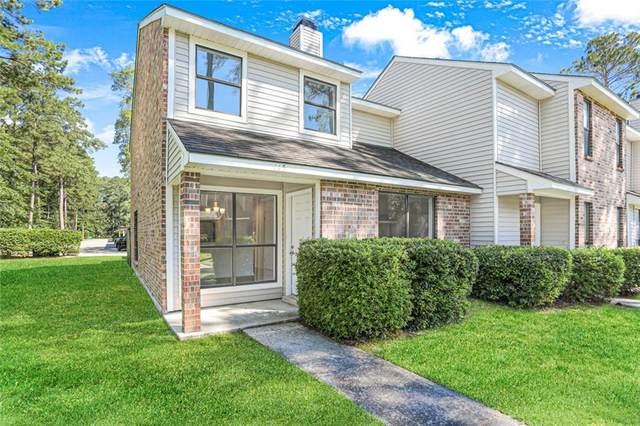 115 W Pineridge Street #115, Mandeville, LA 70448 (MLS #2305113) :: Turner Real Estate Group