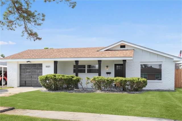 5537 Niagara Drive, Marrero, LA 70072 (MLS #2305117) :: United Properties