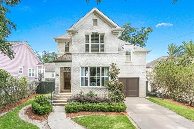 249 Downs Street, New Orleans, LA 70124 (MLS #2305118) :: United Properties