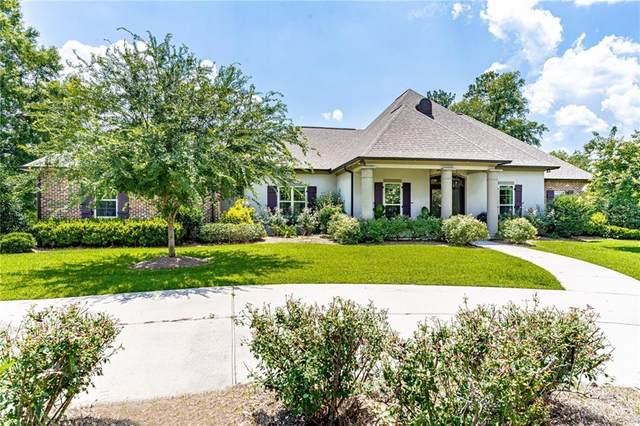 600 North Woods Drive, Abita Springs, LA 70420 (MLS #2305127) :: Turner Real Estate Group