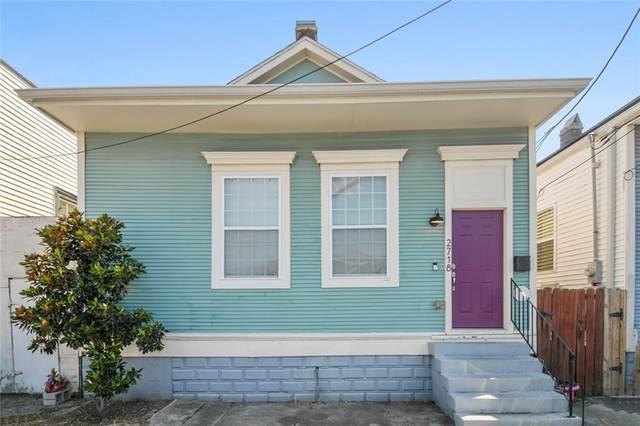 2718 Saint Ann Street, New Orleans, LA 70119 (MLS #2305170) :: Satsuma Realtors