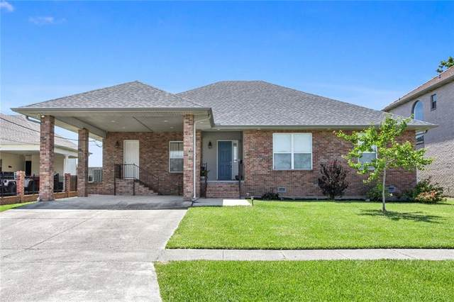 6340 Bellaire Drive, New Orleans, LA 70124 (MLS #2305173) :: Turner Real Estate Group