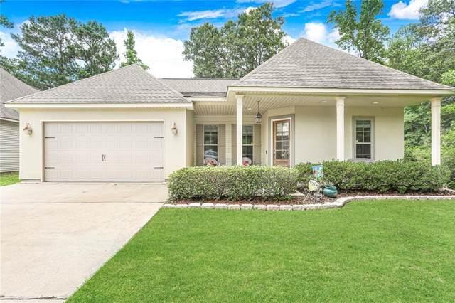 213 Mallard Glen Drive, Covington, LA 70435 (MLS #2305244) :: Turner Real Estate Group
