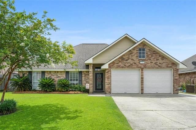 185 Moonraker Drive, Slidell, LA 70458 (MLS #2305269) :: Turner Real Estate Group