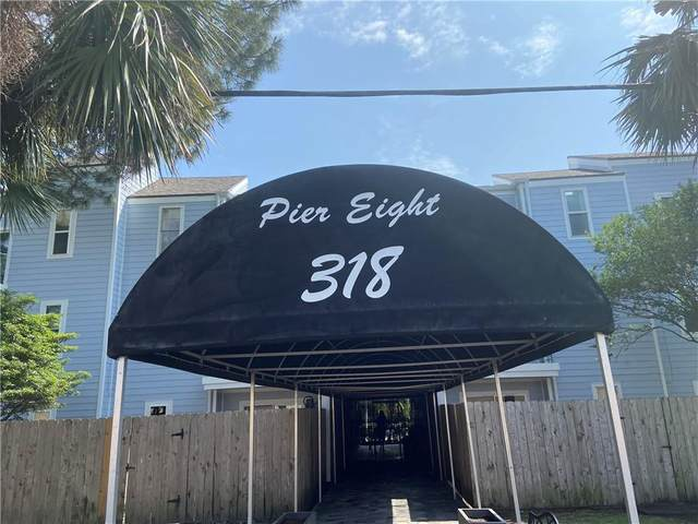 318 Lake Marina Avenue #221, New Orleans, LA 70124 (MLS #2305293) :: Satsuma Realtors