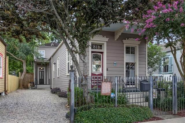 818 Toledano Street, New Orleans, LA 70115 (MLS #2305316) :: Turner Real Estate Group