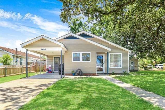 5732 Cynthia Drive, Metairie, LA 70003 (MLS #2305330) :: United Properties