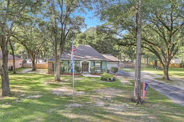 37233 Hidden Oaks Lane, Pearl River, LA 70452 (MLS #2305333) :: United Properties