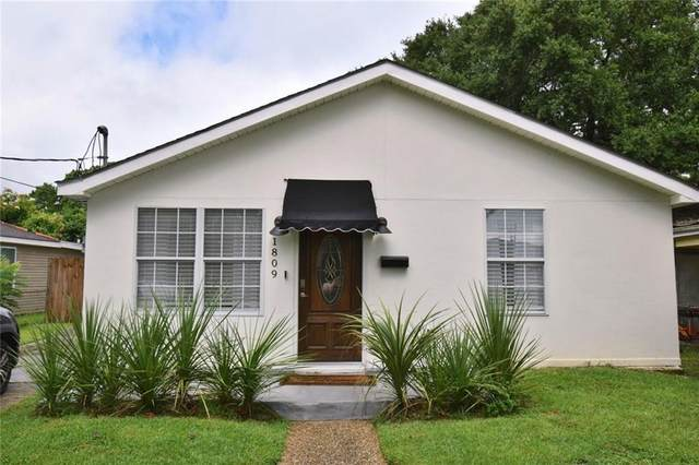 1809 Moisant Street, Kenner, LA 70062 (MLS #2305345) :: United Properties