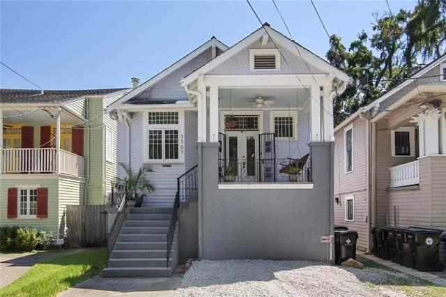 7707 Jeannette Street, New Orleans, LA 70118 (MLS #2305350) :: Parkway Realty