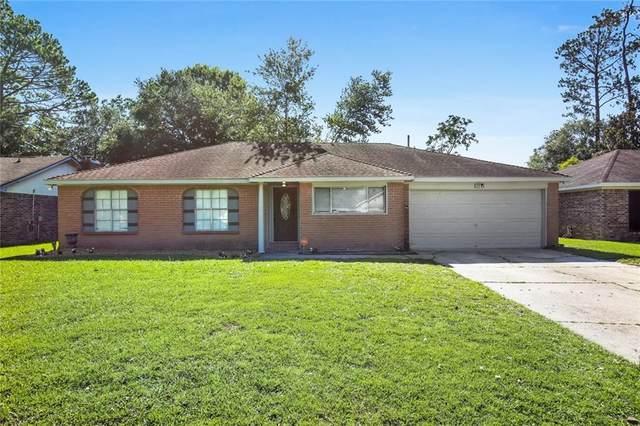 126 Nottingham Drive, Slidell, LA 70458 (MLS #2305381) :: Turner Real Estate Group