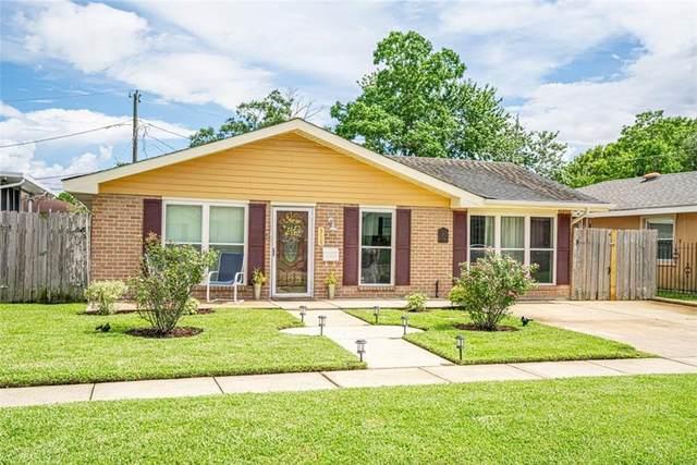 313 Georgetown Drive, Kenner, LA 70065 (MLS #2305388) :: Turner Real Estate Group