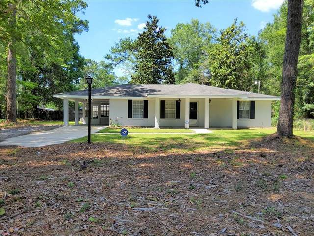 26315 Heltemes Lane, Lacombe, LA 70445 (MLS #2305391) :: Turner Real Estate Group