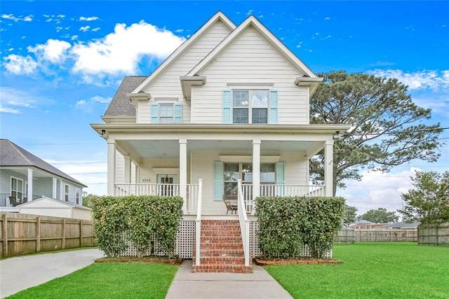 6516 Avenue B Avenue, New Orleans, LA 70124 (MLS #2305404) :: Parkway Realty