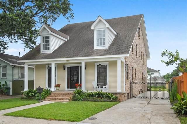 1844 Oleander Street, Metairie, LA 70001 (MLS #2305429) :: Parkway Realty