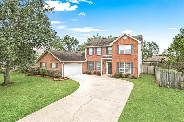 989 Maple Creek Drive, Slidell, LA 70461 (MLS #2305476) :: United Properties
