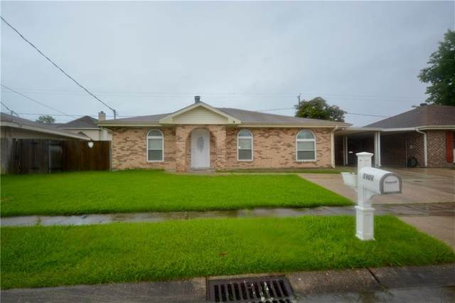 2909 Dove Avenue, Marrero, LA 70072 (MLS #2305506) :: Turner Real Estate Group