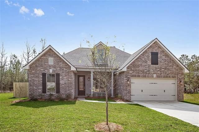 65250 Magnolia Ridge Loop, Pearl River, LA 70452 (MLS #2305525) :: Turner Real Estate Group