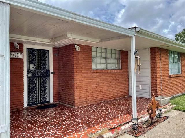 1608 Hope Drive, Marrero, LA 70072 (MLS #2305553) :: Turner Real Estate Group