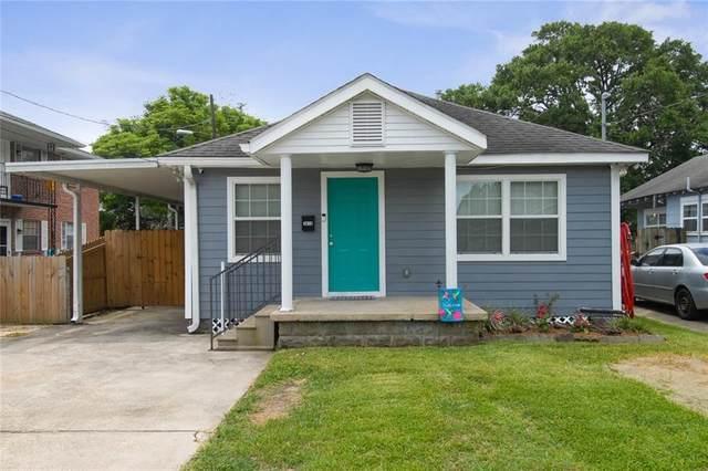 3810 Roman Street, Metairie, LA 70001 (MLS #2305562) :: United Properties
